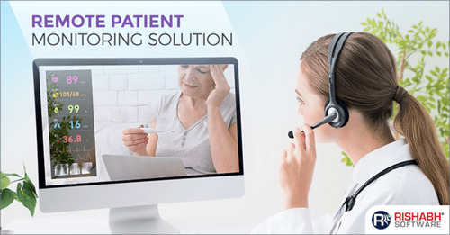 Home Patient Monitoring System For HealthCare
