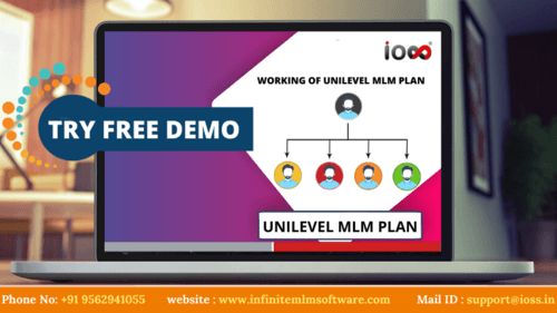 Are you in search of perfect and simple Unilevel MLM softwar... via Infinite MLM Software