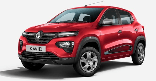 Renault KWID with Best-in-Class Boot Space via Manas Sharma