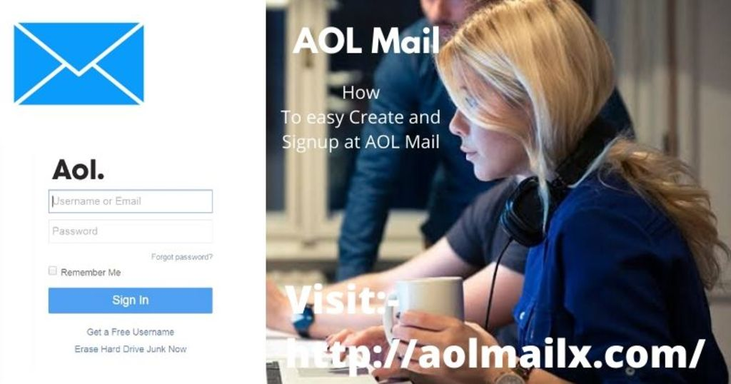 How To easy Create and Signup at AOL Mail via Harry Thomas