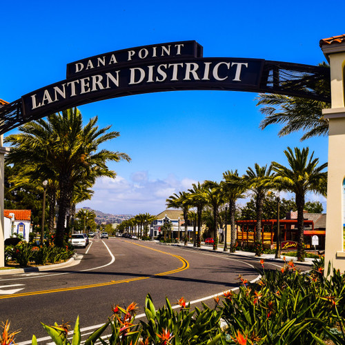 Purchase digital downloads and a range of printed products of Jon Davatz Photography's image - Dana Point - California