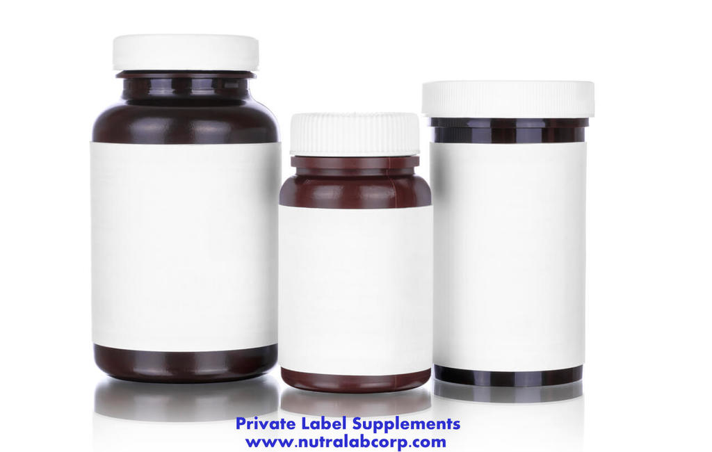 Private Label Supplements via Sary Jones