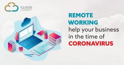 Remote Working via Vinay Arora