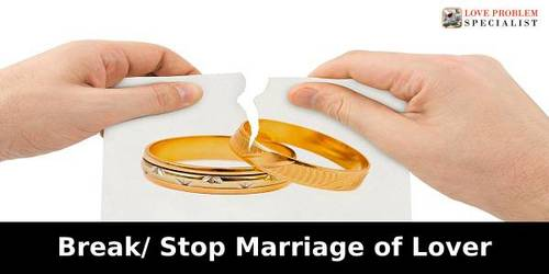 How can Stop Marriage of Lover - Love Problem Specialist Astrologer
