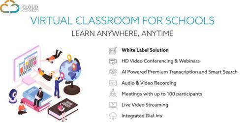Virtual Classroom for Schools via Vinay Arora