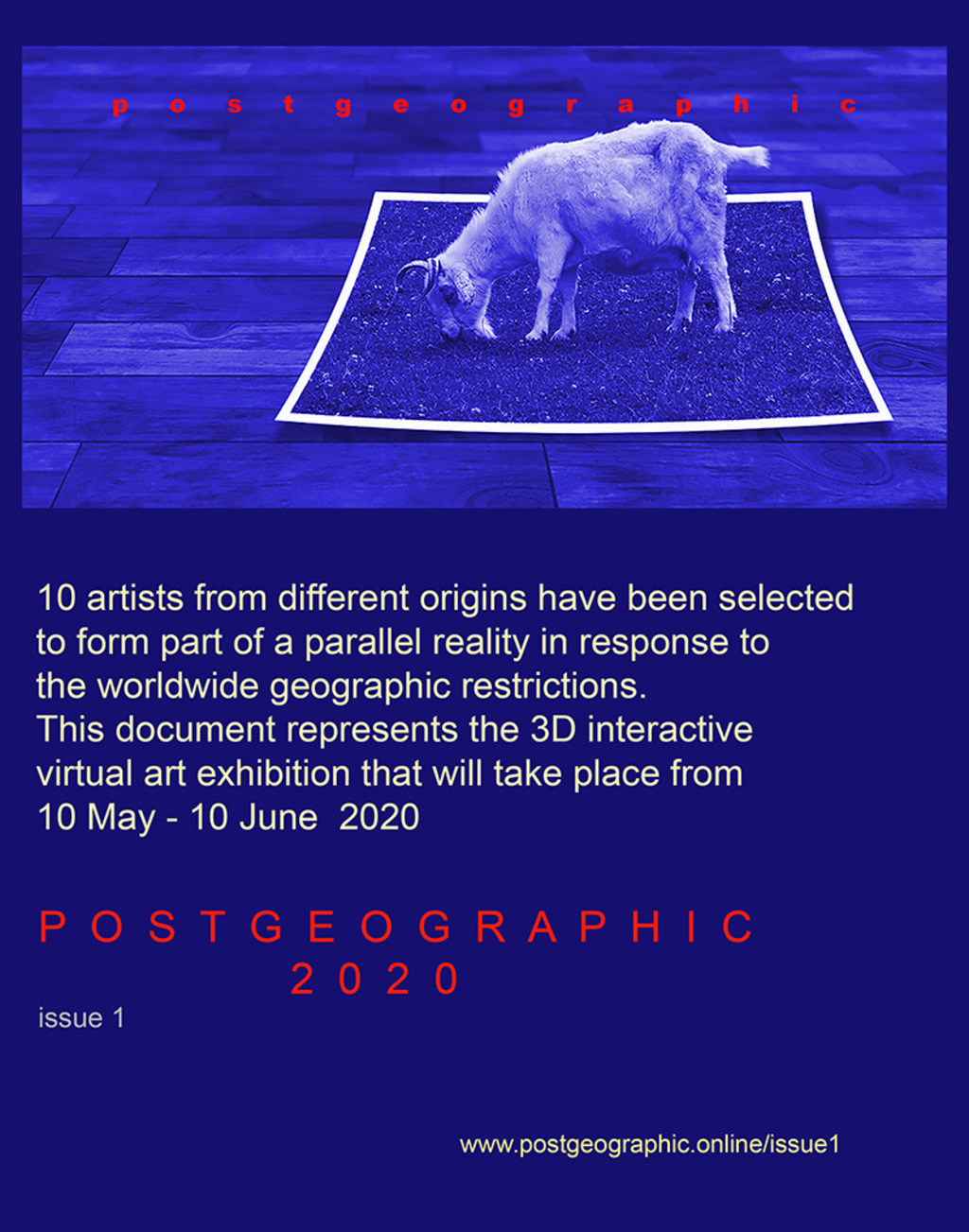 We invite #artists to form part in the catalogue and virtual... via GaleriaZero