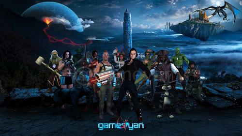 game outsourcing company via Gameyan