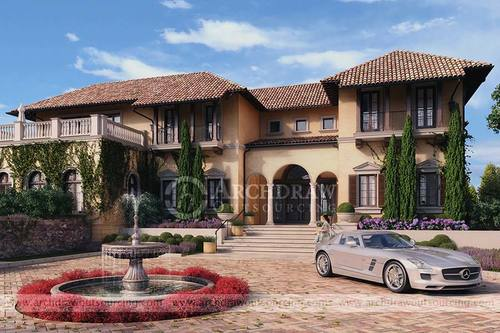 Photorealistic Architectural 3D Rendering Services for exter... via C.Chudasama