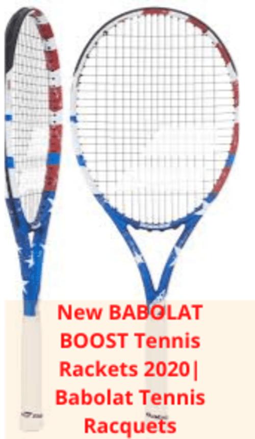 New BABOLAT BOOST Tennis Rackets 2020| Babolat Tennis Racque... via Sports Jam