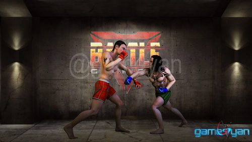 Multiplayer - 3D iOS Mobile MMA fight Game Devleopment