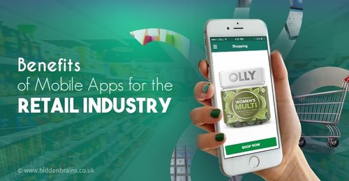 Role of Mobile App in Retail | App for Retailers | Retail based Mobile app