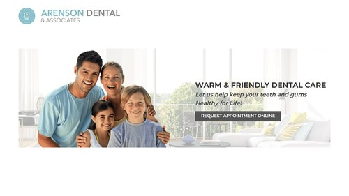 Looking for Dentist Office Near to You ! Contact Arenson Den... via arensondental