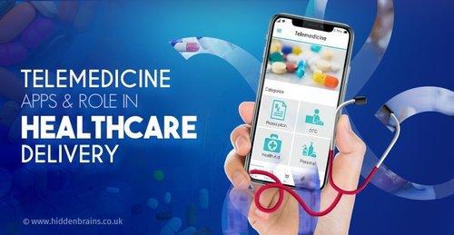 Telemedicine App Development UK | Telemedicine Software Solutions