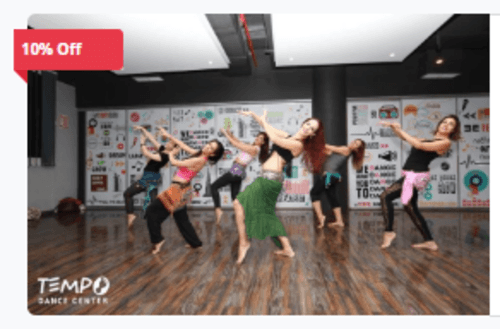 Pursueit is offering you to book dance classes in Dubai onli... via pursueit
