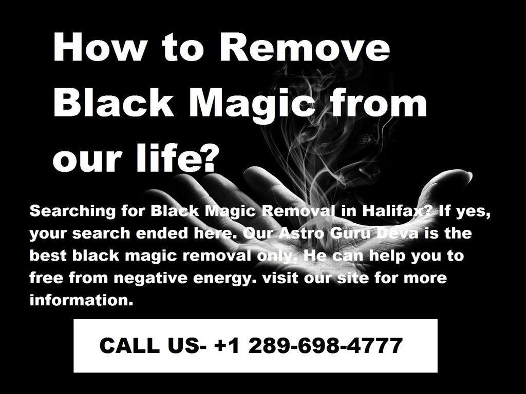 How to Remove Black Magic from our life? via Astrologer Guru Deva ji