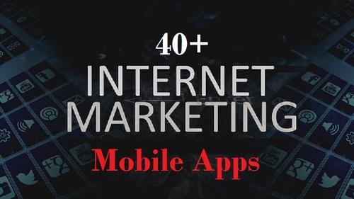 Most Useful 40+ Mobile Apps for Digital Marketing in 2020 - TechnoMusk