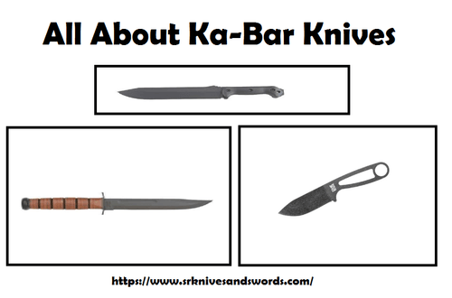All About Ka-Bar Knives