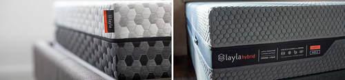 Memory Foam Mattress and Hybrid Mattress offered by LaylaSleep