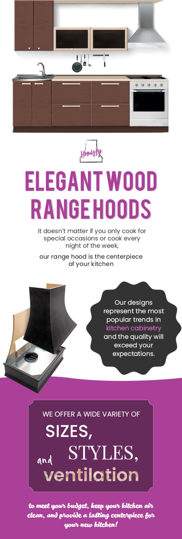 Shop Custom Wood Hoods in the USA from Hoodsly via Hoodsly