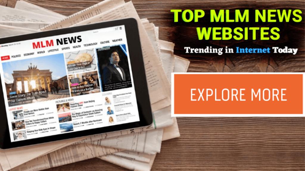 Here is the list of Top MLM News websites trending in the we... via Infinite MLM Software