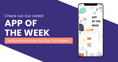 Learn About Innovations in Application of the Week Column