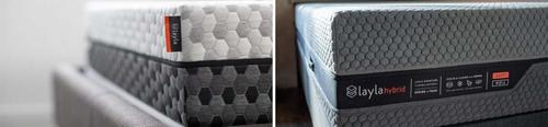 Memory Foam Mattress vs Hybrid Mattress | Layla Sleep