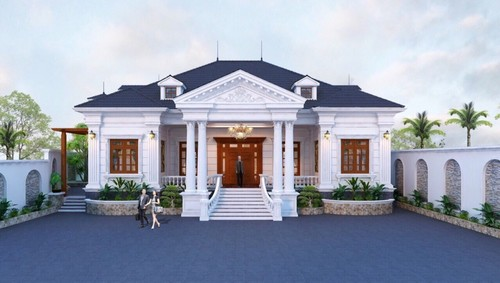 Thiết kế nhà đẹp mới - dịch vụ thiết kế nhà - công ty thiết ... via Thiết kế nhà đẹp mới -  Thietkenhadepmoi.vn