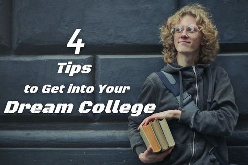 4 #Tips to Get into Your Dream #College   ModernLifeBlogs  #... via Amit Verma