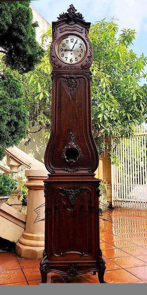 Đồng hồ tủ cây junghans 16 gông độc chiếc kiểu cây đàn
