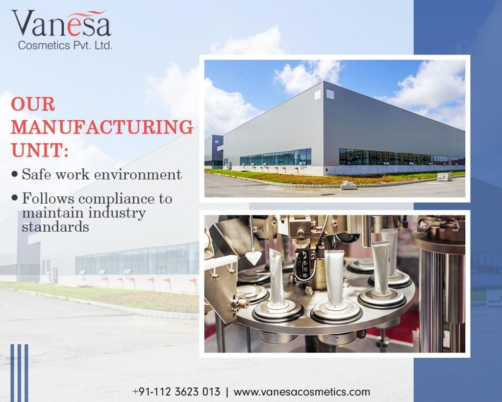 Our Manufacturing Unit - Vanesa Cosmetics via vanimalik