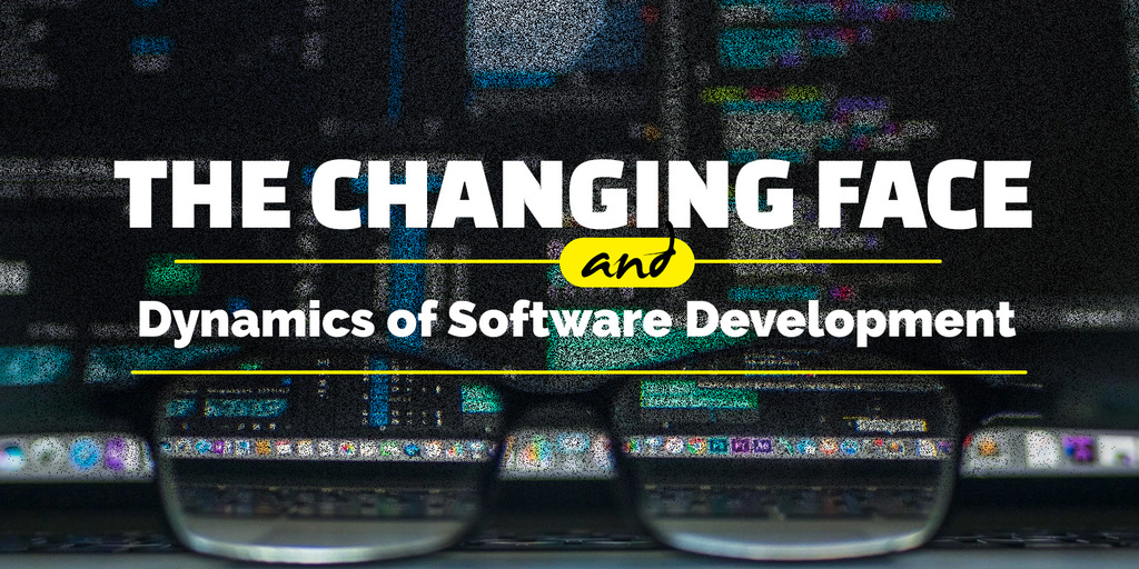 The Changing Face and Dynamics of Software Development via 6ixwebsoft