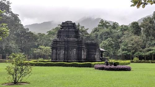 Tambdi Surla is a Hindu Temple Located in Goa, India. Its a ... via Goa Travel Guide