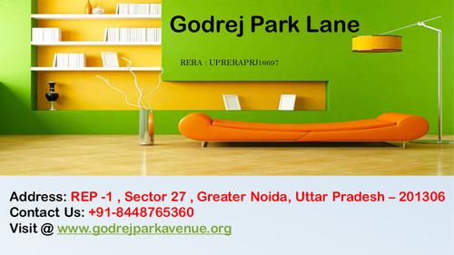 Ultra Modern Godrej Residential Properties in Greater Noida