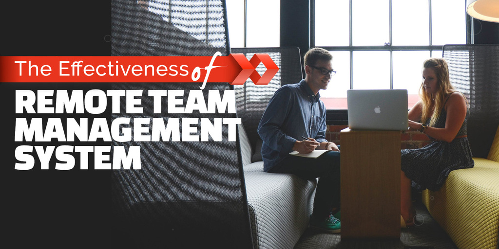 The Effectiveness of Remote Team Management System via 6ixwebsoft