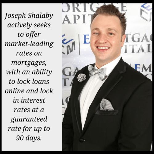 Mortgage Expert in Santa Ana via Joseph N. Shalaby