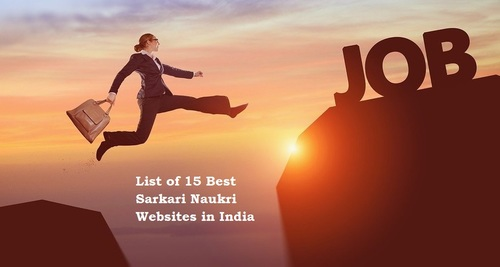 Sarkari Naukri Websites                                     Check out the List of 15 Best Sarkar... via TechnoMusk