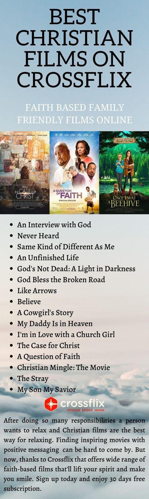 Pin on Christian Films