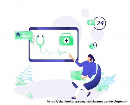 Healthcare Mobile App Development Company via The NineHertz
