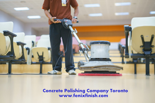 Concrete Polishing Toronto via andrewstanley