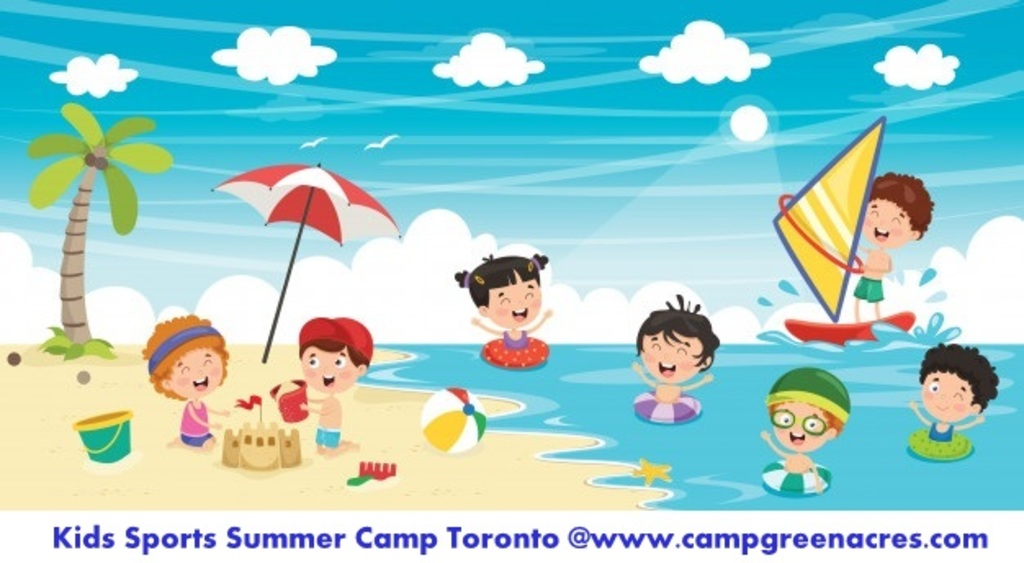 Kids Sports Summer Camp Toronto via andrewstanley