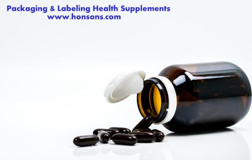Labeling Health Supplements via andrewstanley