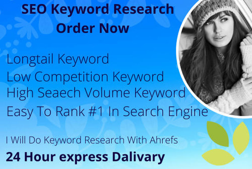 I will do professional SEO keyword research and competitor a... via Arman Sarker