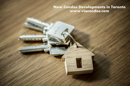 New Condos Developments in Toronto via andrewstanley