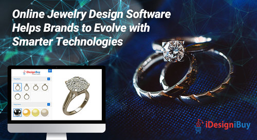 Online Jewelry Design Software Helps Brands to Evolve with Smarter Technologies
