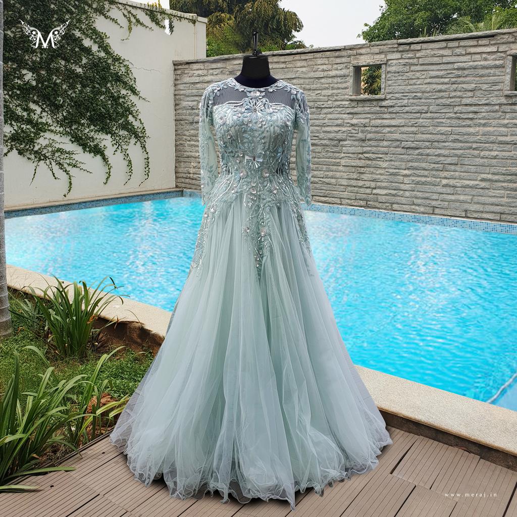 Bridal Gowns via Meraj ek pehchaan