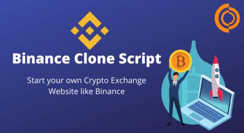 Binance Clone Script for Cryptocurrency Exchange Startups To Start an Exchange like Binance