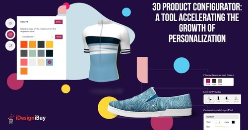 3D Product Configurator: A Tool Accelerating the Growth of Personalization