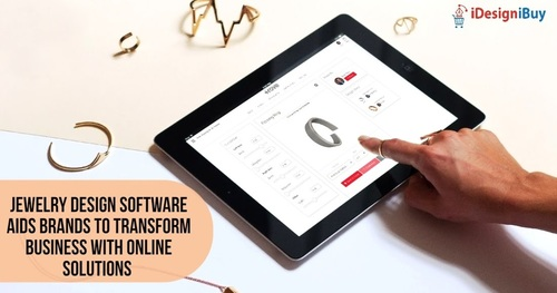 Jewelry Design Software Aids Brands to Transform Business with Online Solutions