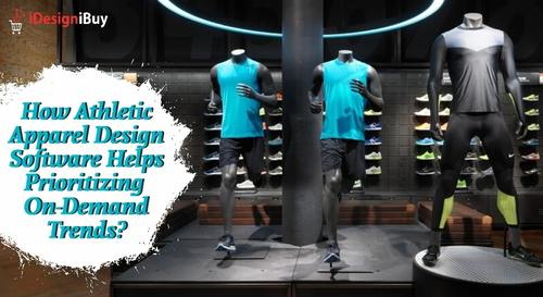 How Athletic Apparel Design Software Helps Prioritizing On-Demand Trends?