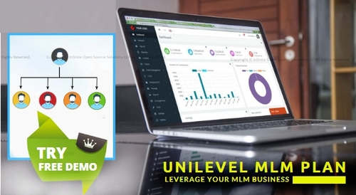 Unilevel MLM Plan to Nurture your MLM Business via Infinite MLM Software